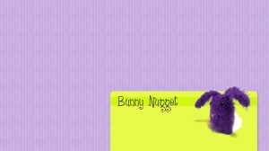 Bunny Nugget Desktop Wallpaper