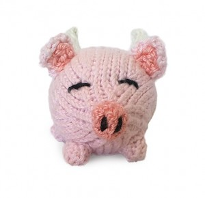 Oink flying pig  <p> <a class=