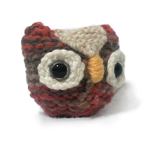 Free Owl Knitting Pattern