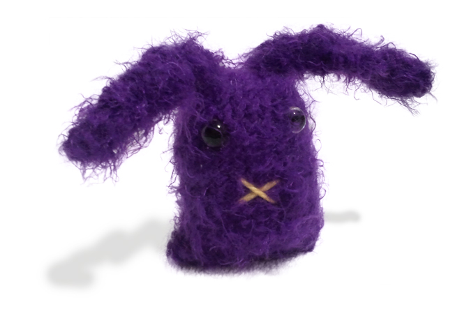 Free Cute Rabbit Knitting Patterns