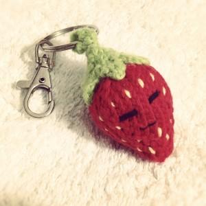 Strawberry Free knitting patterns variations