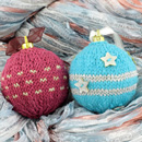 Pretty Christmas Baubles