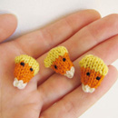 Tiny Candy Corn