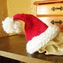 Mini Santa Hat