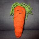Secret Santa Carrot